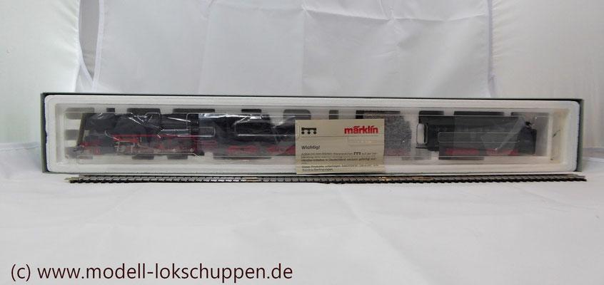 Märklin 26830 BR 52 mit Dampfschneeschleuder / Insider Modell 1998  3