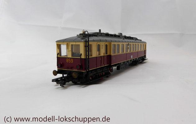 Märklin H0 34261 Diesel-Triebwagen VT 859 der DRG, Delta, MHI 1998    6