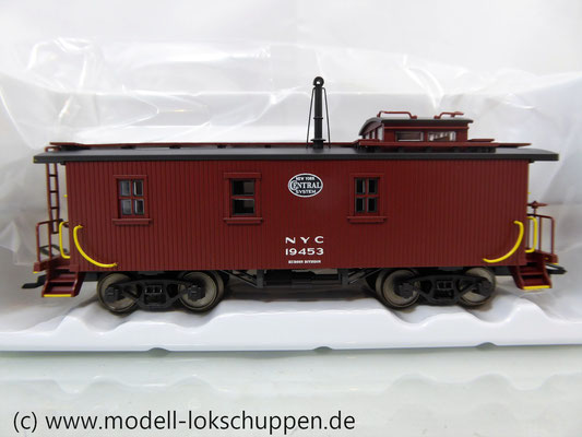 Märklin 45703 Güterzugbegleitwagen Caboose Serie 19000 der New York Central System    1