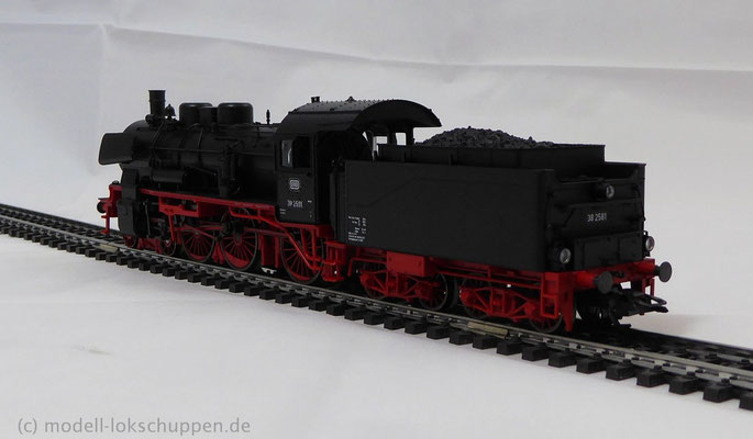 BR 38.10-40 DB | Spur H0 - Art.Nr. 37030  Dampflokomotive mit Schlepptender