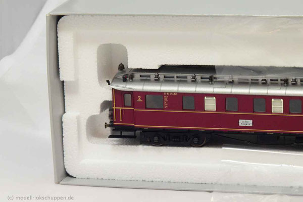 Märklin 37265 Elektro-Triebzug BR ET 87 der DB 10