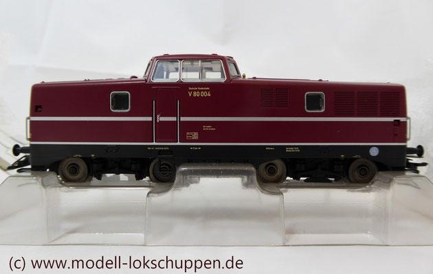 Märklin 36080 - Diesellokomotive BR V 80 DB (DIGITAL)   3