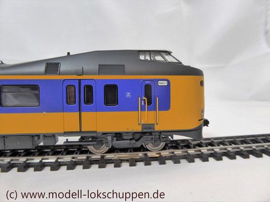 Märklin H0 37421 Triebzug ELA4 Koploper NS mfx Digital Sound OVP 11