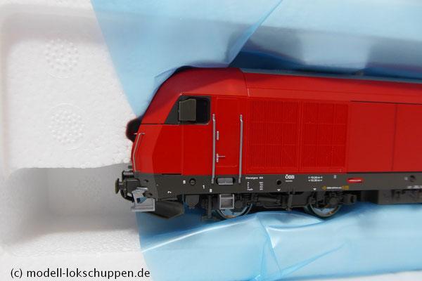 Roco 69401 Diesellok BR 2016 007-3 ÖBB für Märklin DIGITAL mit ESU Loksound 3