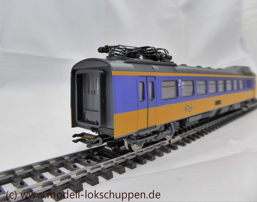 Märklin H0 37421 Triebzug ELA4 Koploper NS mfx Digital Sound OVP 12