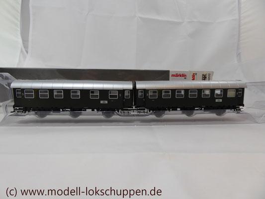 PersonenwagenC3yge / C3Pwyge der DB / Märklin 43172, 43182, 43192   4