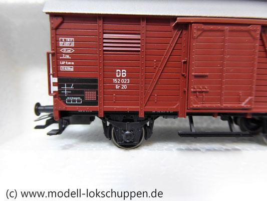 Märklin 46141 Wagen-Set Stückgutverkehr DB Epoche 3 MHI    6