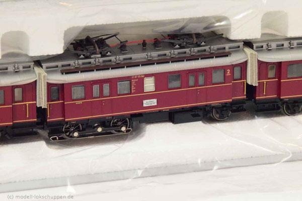 Märklin 37265 Elektro-Triebzug BR ET 87 der DB  6