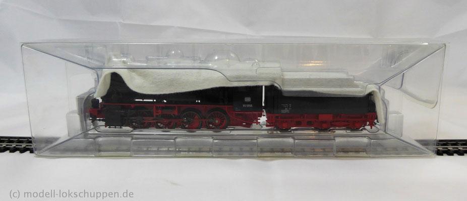 BR 55 DB | Märklin 37550  Dampflokomotive mit Schlepptender
