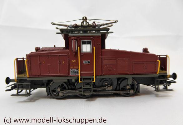 Rangierlokomotive Serie Ee 3/3 der SBB / Märklin 36331    4