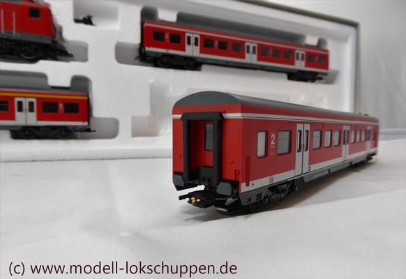 Wendezug im Nahverkehr/S-Bahn / Märklin 26507    7