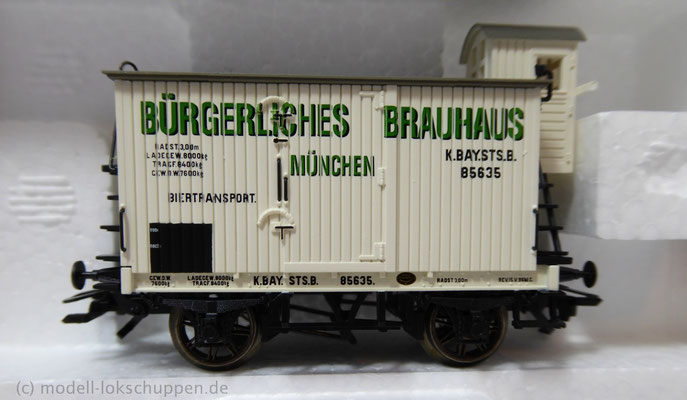 Märklin 43985 Bayerisches Personenwagen-Set / Epoche I    4