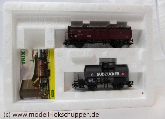 Trix 24065 Wagen-Set zur Zuckerfabrik OVP    3
