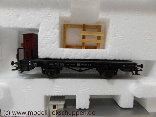 """Trix 24029 H0 Güterwagen-Set """"Schiffsausrüstung""""/ """"Tor zur Welt""""   6"""