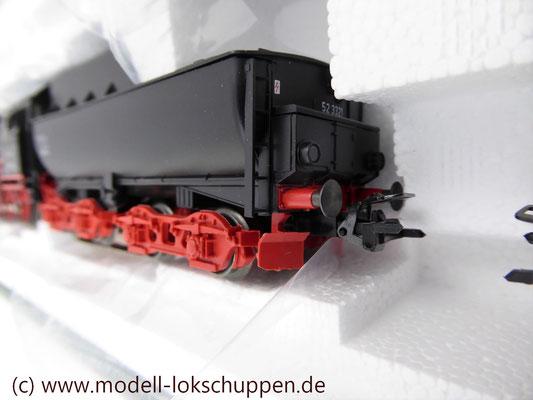 Märklin 26830 BR 52 mit Dampfschneeschleuder / Insider Modell 1998  6