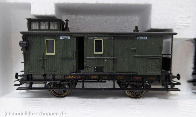 Märklin 43985 Bayerisches Personenwagen-Set / Epoche I    6