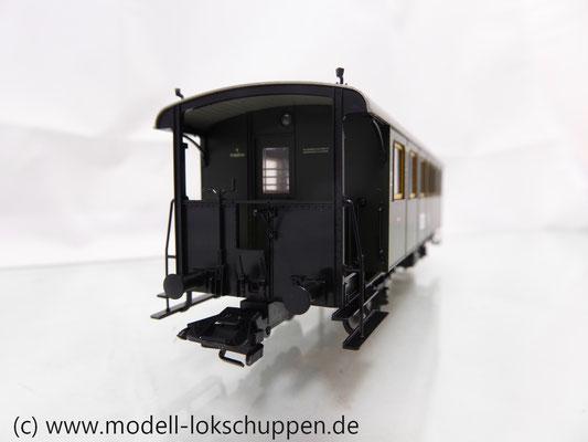 Märklin 43010 Nebenbahnwagen 2Kl. DB Epoche 3 grün H0     5