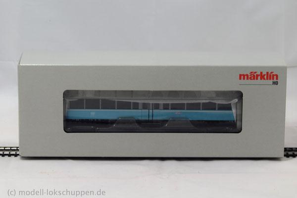 Märklin 37580 - Aussichtstriebwagen BR 491 DB