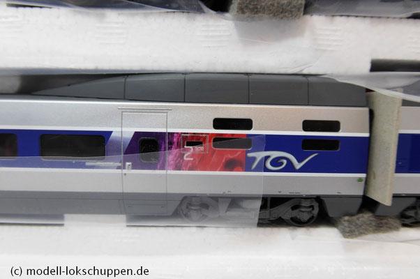 Hochgeschwindigkeitszug TGV POS / Märklin 37790