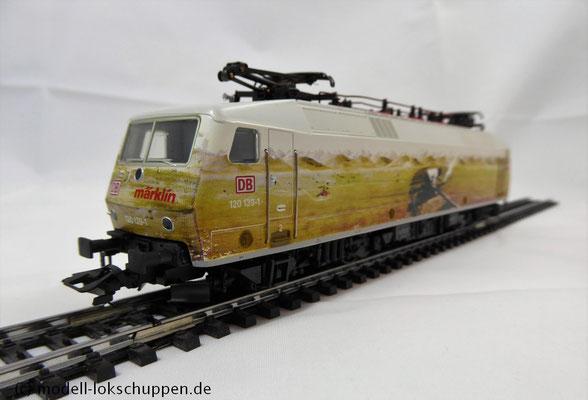 """Märklin 37532 MHI Sondermodell / """"Teun Hocks"""" BR 120.1 der DB AG"""
