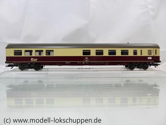 """Märklin 42972 """"IC Südwind"""" Barwagen für Insider Modell 2003     3"""