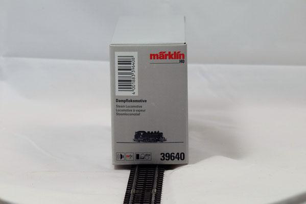 Personenzuglokomotive BR 64 der DB / Märklin 39640  1