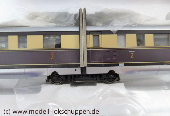 Märklin 37770 H0 Dieseltriebzug SVT 137, DRG, Ep. II  7