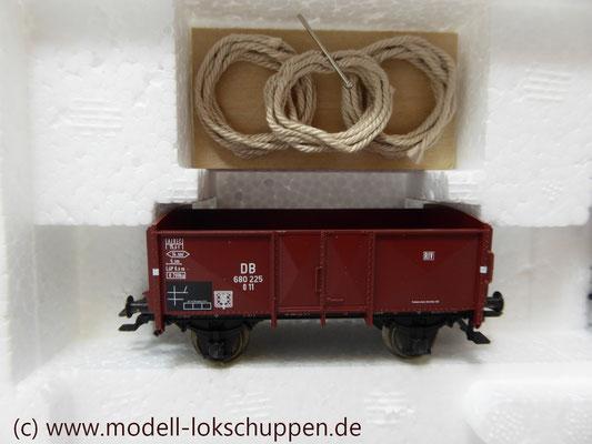 """Trix 24029 H0 Güterwagen-Set """"Schiffsausrüstung""""/ """"Tor zur Welt""""   5"""