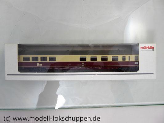"""Märklin 42972 """"IC Südwind"""" Barwagen für Insider Modell 2003     1"""