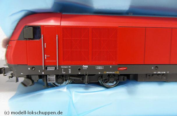 Roco 69401 Diesellok BR 2016 007-3 ÖBB für Märklin DIGITAL mit ESU Loksound 4
