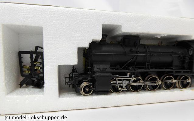 """Roco 14111A BR C5/6 """"Gotthard Elefant"""" der SBB - mit Digital Decoder 3"""