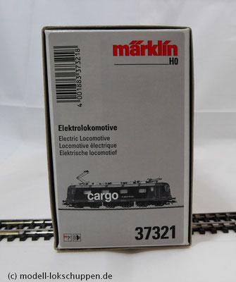 Märklin 37321 MFX + Sound H0 E-Lok Re 620 der SBB/CFF Schweiz Cargo , OVP