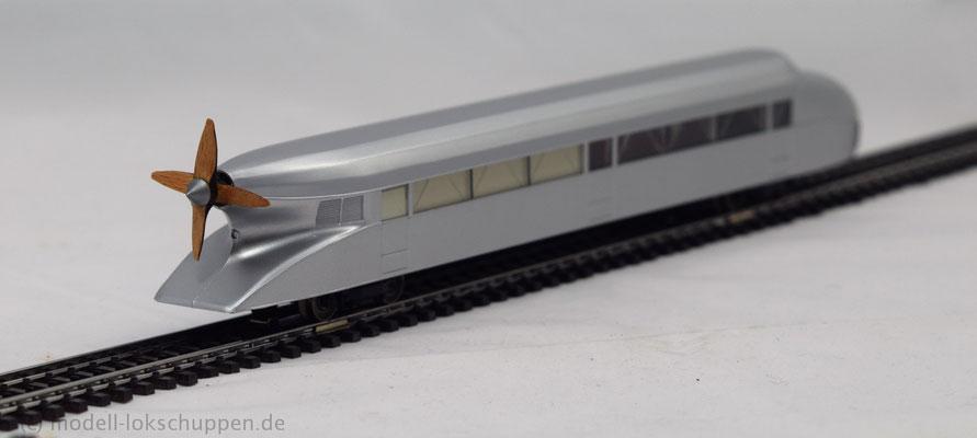 """Märklin 37777 Schienenzeppelin """"Kruckenberg"""" / Sound / mfx-Digital /"""