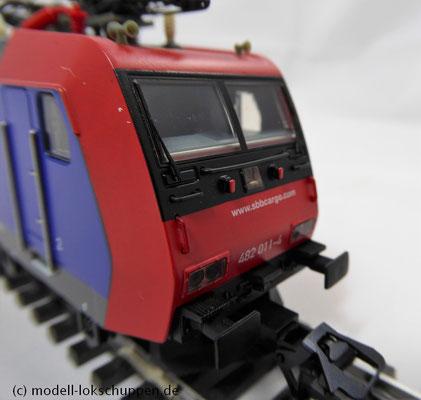 Märklin 36851, Elektrolok Re 4/4 482 011-4 mit Digital Decoder für Spur H0