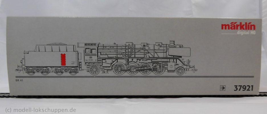 BR 41 DB | Spur H0 - Märklin 37921 Güterzuglokomotive