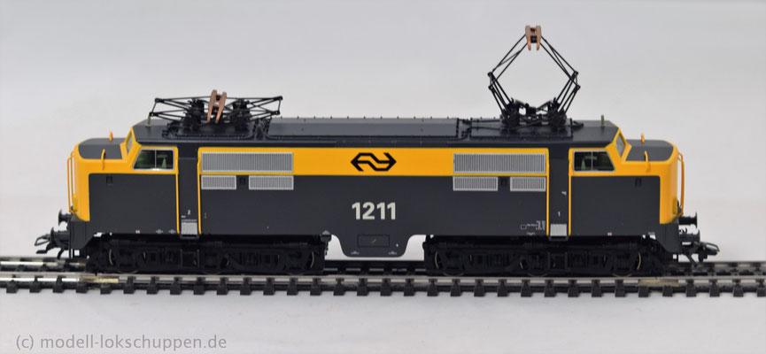 Märklin 37120 Elektrolokomotive Serie 1200 - NS - Digital / mfx