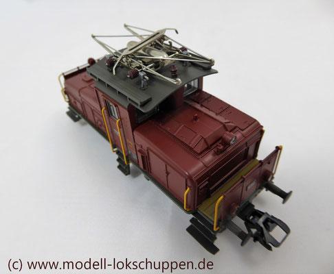 Rangierlokomotive Serie Ee 3/3 der SBB / Märklin 36331    8