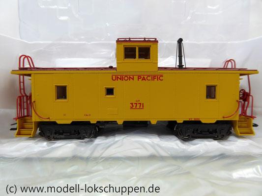 Märklin 45702 Güterzugbegleitwagen Caboose CA 3/CA-4 der Union Pacific Railroad    2