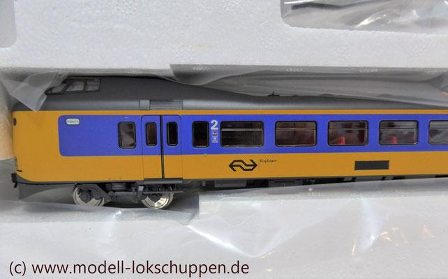 Märklin H0 37421 Triebzug ELA4 Koploper NS mfx Digital Sound OVP 10