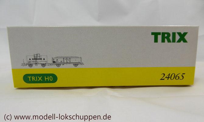 Trix 24065 Wagen-Set zur Zuckerfabrik OVP    1