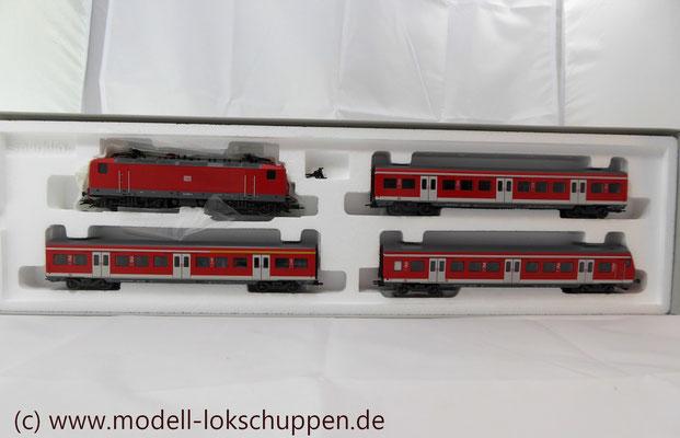 Wendezug im Nahverkehr/S-Bahn / Märklin 26507    4