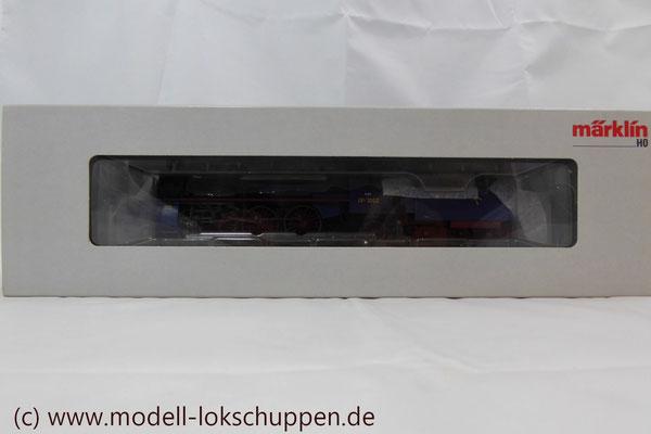 Schnellzuglokomotive Serie IVh der Gr.Bad.Sts.E. / Märklin 39021 MHI 2008    2