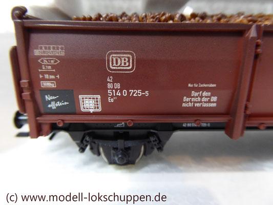 Trix 24065 Wagen-Set zur Zuckerfabrik OVP    8