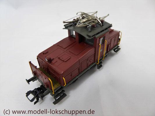Rangierlokomotive Serie Ee 3/3 der SBB / Märklin 36331    9