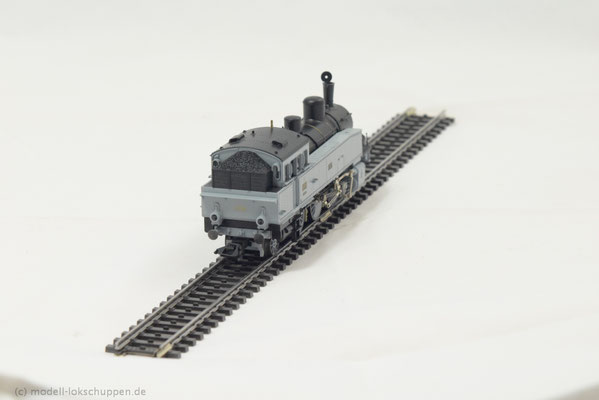 Reihe T 5 der K.W.St.E. Betriebs-Nr. 1208 / Märklin 3412  7