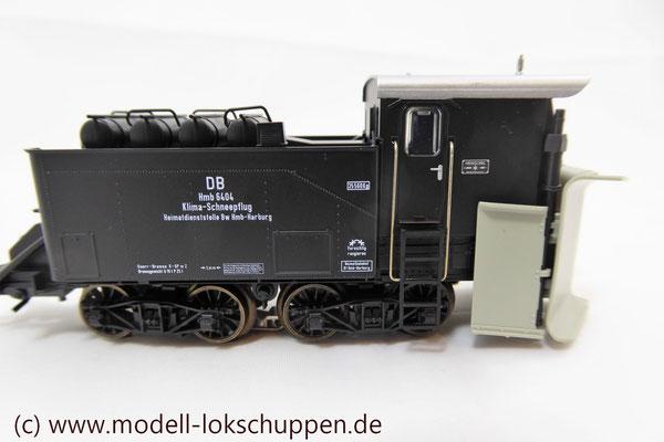 """Märklin 46119 H0 Henschel-Schneepflug Bauart """"Klima"""" der DB   6"""