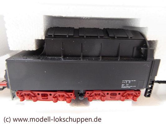 Märklin 26830 BR 52 mit Dampfschneeschleuder / Insider Modell 1998  8