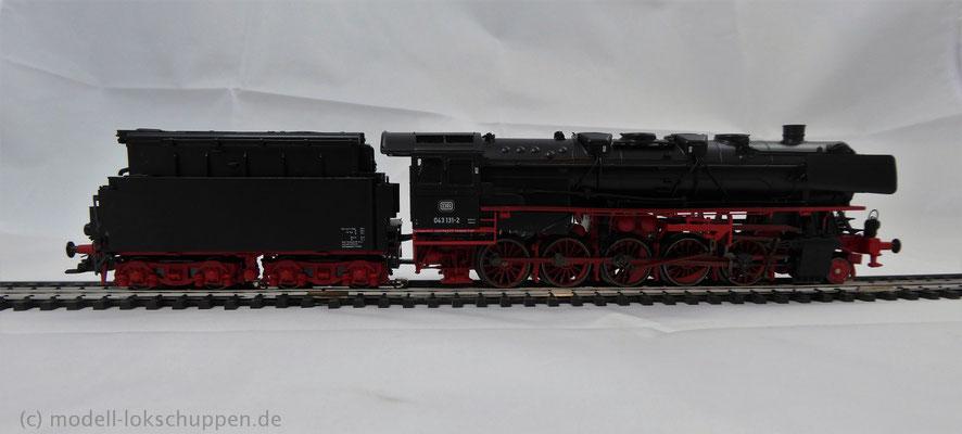 MHI (Märklin) 37885 - Dampflok BR 043 DB - Güterzuglok mit Tender - Digital - Sound