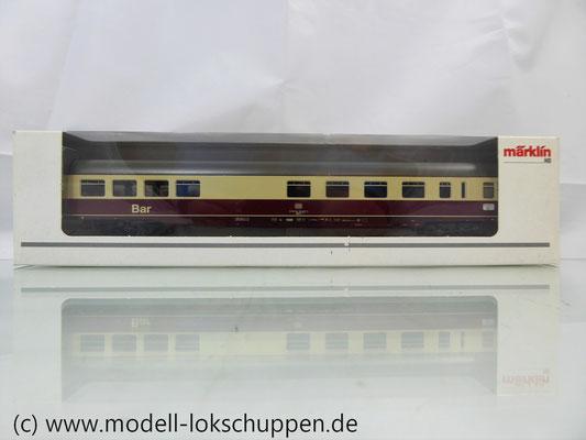"""Märklin 42972 """"IC Südwind"""" Barwagen für Insider Modell 2003     2"""