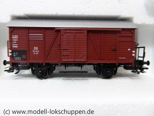 Märklin 46141 Wagen-Set Stückgutverkehr DB Epoche 3 MHI    9